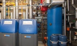 commercial projects by Heathlands Heating Ltd